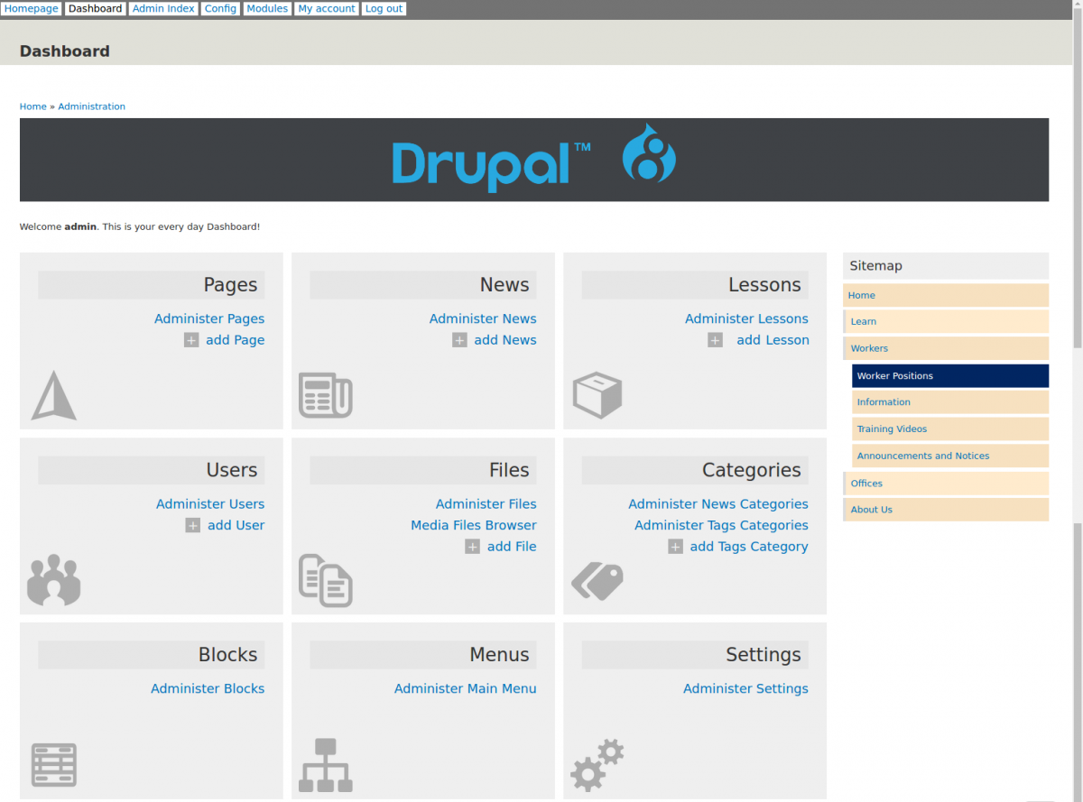 iBlog: Creating custom Backend with Drupal 8  Tips and